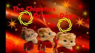 The Chipettes Dragon Days By Alicia Keys