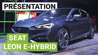 Seat LEON hybride : en 2020 la Golf GTE n'a qu'à bien se tenir !