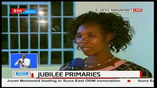 Voters end voting process prematurely in Elgeyo Marakwet after unmarked ballot papers were found