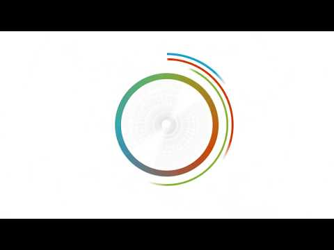 Music Beat smooth simple 2d   intro template create video intro and outro logo reveal animation