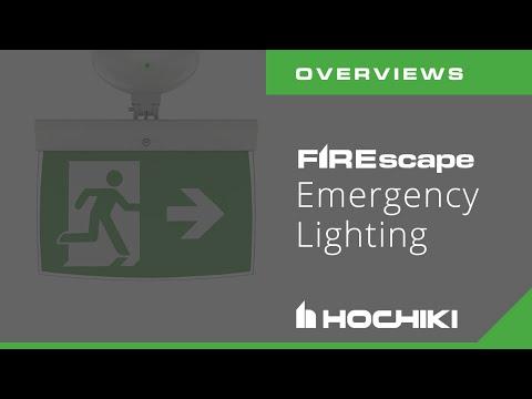 Hochiki FIREscape Video