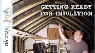 Extending Rafter Depth for Insulation | Loft Conversion Project 2.0