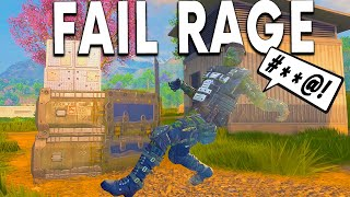 He Failed Hard..Then Raged | Blackout PS4 | Call Of Duty