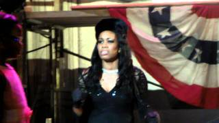 Miracle Foster Singing- Precious Lord. ARETHA- The Musical