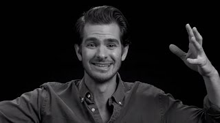 Andrew Garfield Hilariously Recalls Getting High With Emma Stone At Disneyland