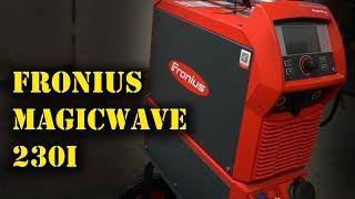 TFS: Fronius Magicwave 230i