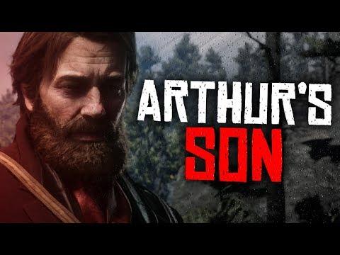 Arthur Morgan's Son - Red Dead Redemption 2