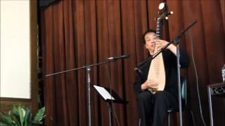 A beautiful piece of Pipa music by Yang Wei
