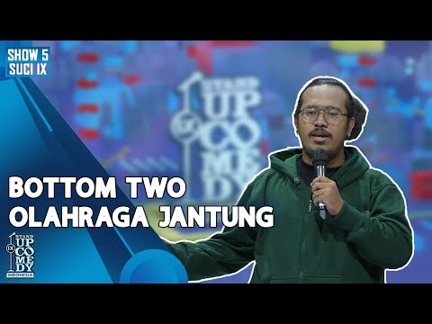 Rais: Bottom Two Itu Olahraga Jantung - ULTIMATE SHOW 5 | SUCI IX