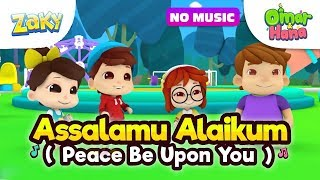 Assalamu Alaikum SONG by Omar & Hana   - YouTube