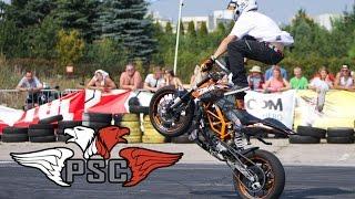 Stunt KTM Duke 125