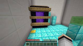 BENİ ALMADIN  - Minecraft Süper Parkur 4