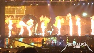 Металл-группа Металлика, Metallica - Blackened (Live - San Francisco, CA) - MetOnTour