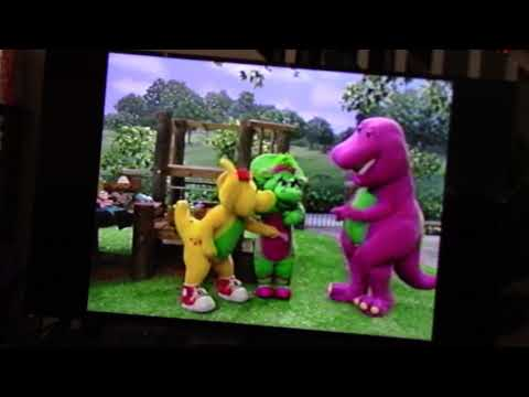 My Barney Songs and More Barney Songs VHS Tapes - смотреть