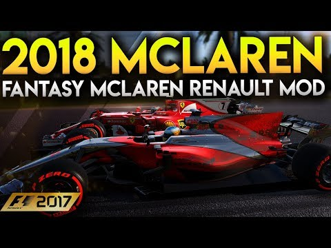 driving a fantasy f1 2018 mclaren renault on f1 2017. Black Bedroom Furniture Sets. Home Design Ideas