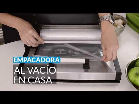 Empacadora al vacío en casa - Pallomaro S.A.