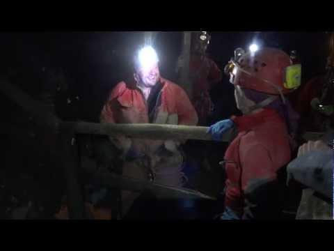 Traversata speleo notturna nelle grotte di Campo dei Fiori