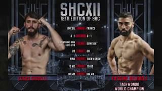 SHC XII - LUCAS GHIDELLI VS YASSINE BELHADJ - MMA