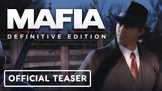 Mafia: Definitive Edition - Official Gameplay Teaser