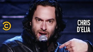 What Drunk Girls Are Really Like - Chris D'Elia: White Male. Black Comic.