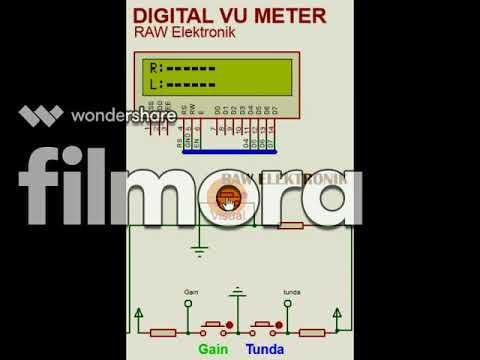 PT2322 + Arduino + 1602 LCD - смотреть онлайн на Hah Life