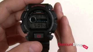 Casio G-Shock DW-9052-1VDR - review by DiscountShop.com