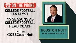 Gottlieb: Houston Nutt talks Clemson win