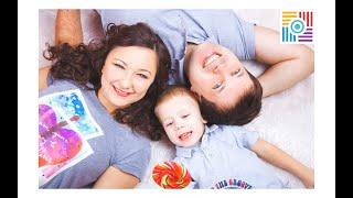 Семейная фотосессия от MartPhoto