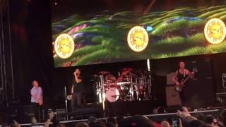 311 Silver live at Pot Of Gold Music Festival 2017 Chandler Az