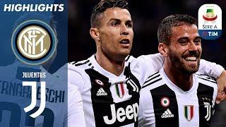 Inter 1-1 Juventus | Ronaldo Equaliser Denies Inter The Win | Serie A