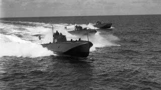серия 25 Оружие Победы Торпедные катера