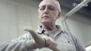 Hans J  Wegner与他的椅子制作过程