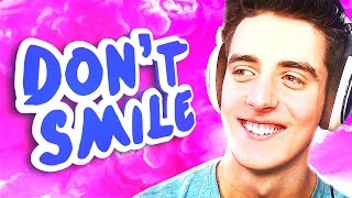Try Not To Smile Challenge