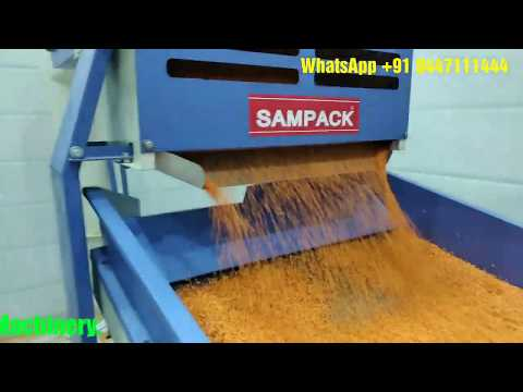 Rice Destoner Cleaning Machine