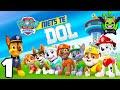 PAW PATROL Niets te Dol Nederlands Gesproken Kinderspelletjes Kinderfilmjes #1