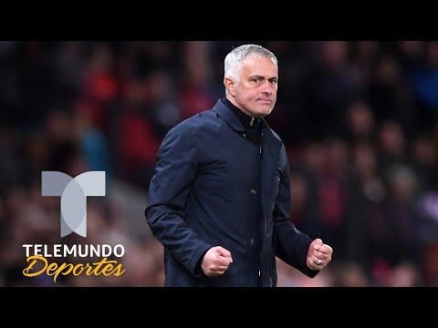 Mourinho sabe quién puede rescatar al United | Premier League | Telemundo Deportes
