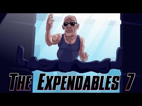 The Expendables 7 Trailer // El-Cid