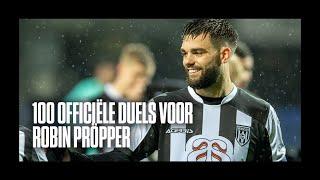 Robin Pröpper speelt 100e officiële duel voor Heracles Almelo