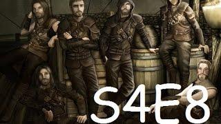 Skyrim [Mods] S4E8 Вся Гильдия Воров