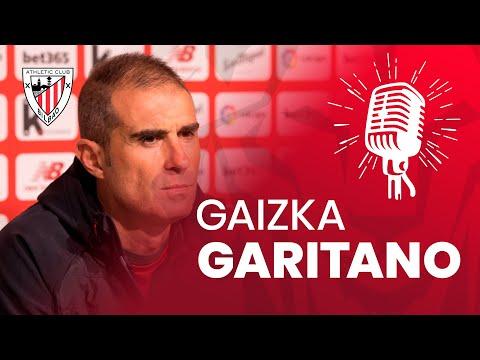🎙️ Gaizka Garitano | pre Elche CF – Athletic Club | Copa 2019-20