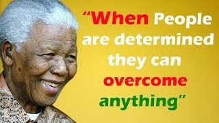 20 most inspiring Nelson Mandela's Famous quotes !