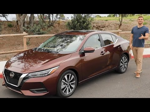2020 Nissan Sentra Test Drive Video Review