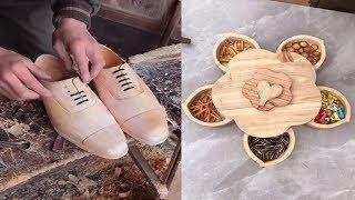 13 Creative DIY Homemade Of Craft-maker Inventing Luxury Items
