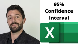 95% Confidence Interval Excel