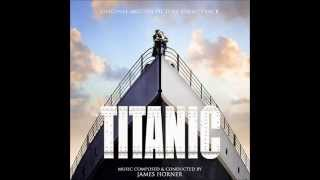 Titanic Unreleased Score - The Heart Of The Ocean