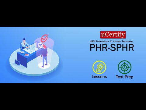SPHR/PHR Certification Training Onlie -uCertify - YouTube