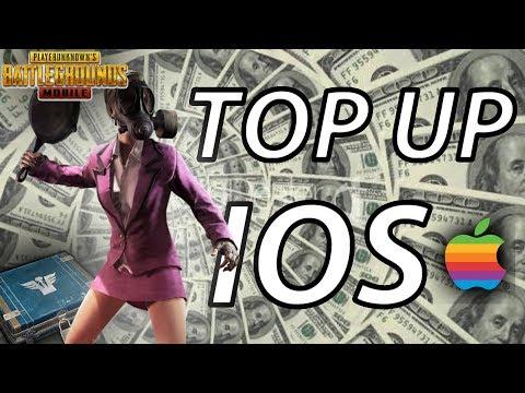 TUTORIAL TIPS & TRIK TOP UP UC PUBG MOBILE iOS (Iphone/Mac) TANPA KARTU KREDIT