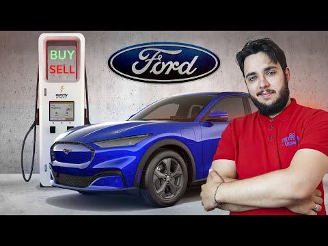Акции Ford. Стоит ли покупать? Анализ акций Ford.
