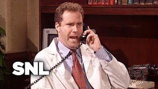 Dr. Beaman's Office   SNL