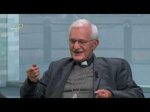 Mgr Jean-Louis Papin, diocèse de Nancy-Toul